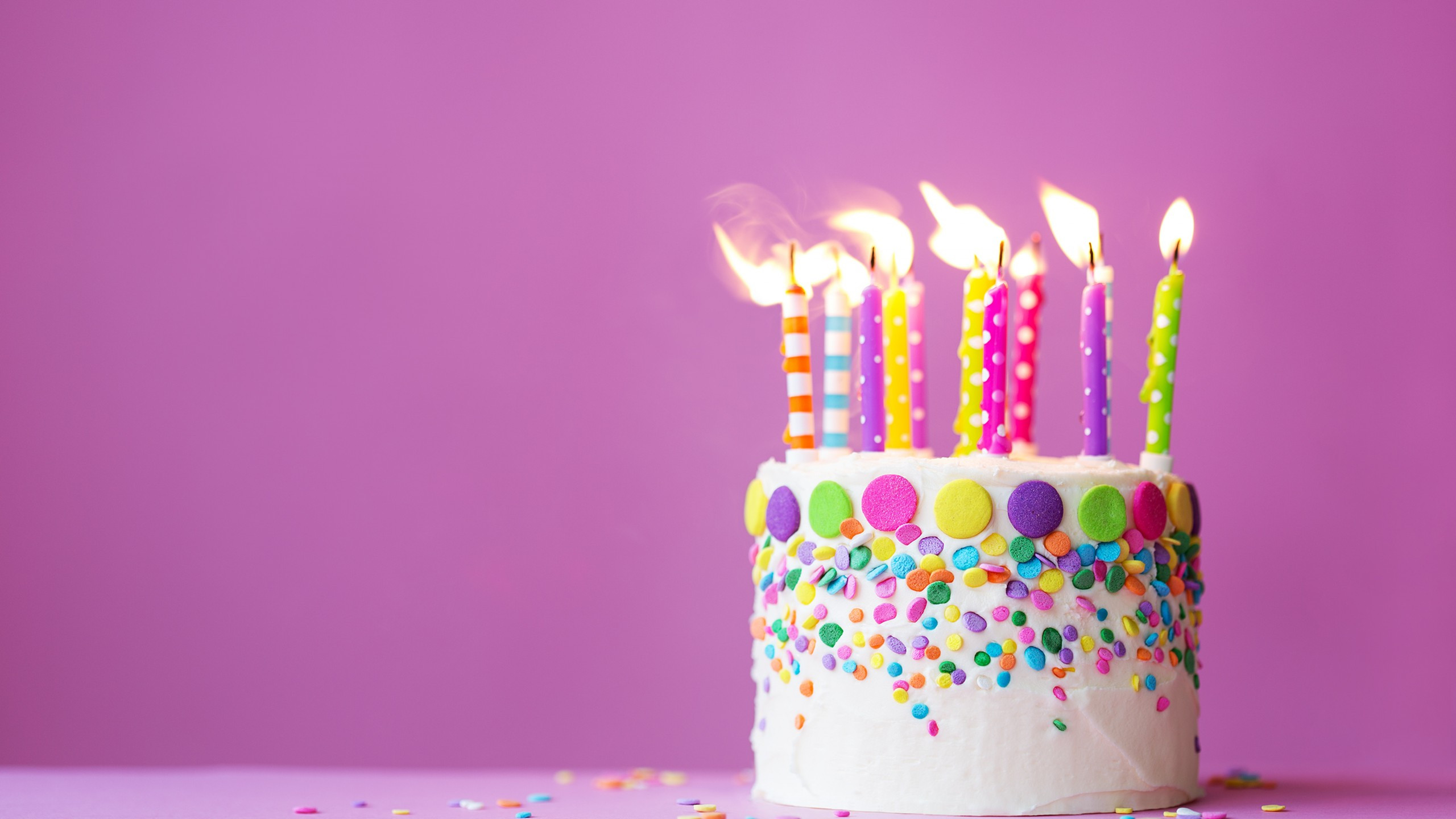 Best ideas about Birthday Cake Wallpaper . Save or Pin Wallpaper Birthday Cake Candles Party Celebrations 607 Now.