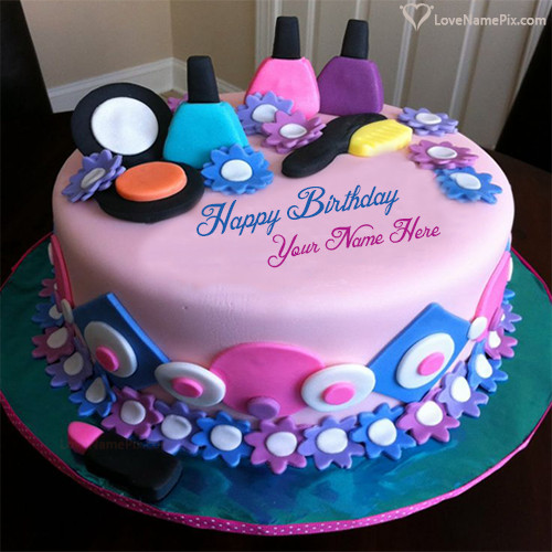 Best ideas about Birthday Cake With Name . Save or Pin Name Birthday Cakes Now.