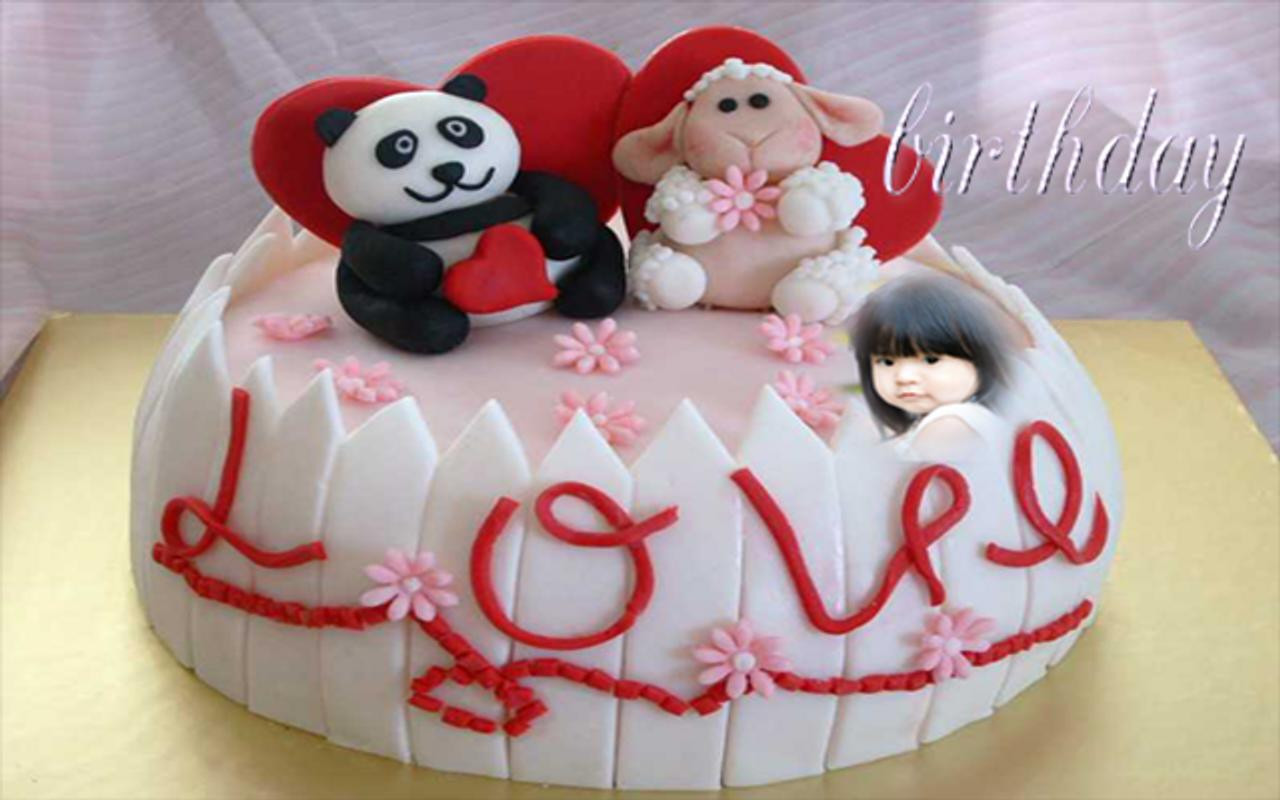 Best ideas about Birthday Cake With Name . Save or Pin birthday cake photo frame name para Android APK Baixar Now.