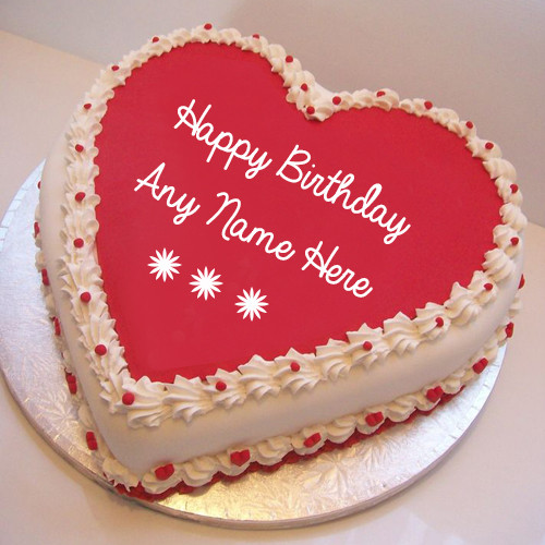 Best ideas about Birthday Cake With Name . Save or Pin birthday cake with name edit Now.