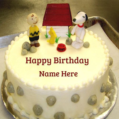 Best ideas about Birthday Cake With Name . Save or Pin Happy Birthday Dear Friend Special Cake With Your Name Now.