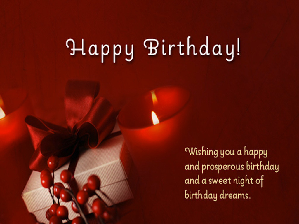 Best ideas about Birthday Card Wishes . Save or Pin 35 Happy Birthday Cards Free To Download Now.