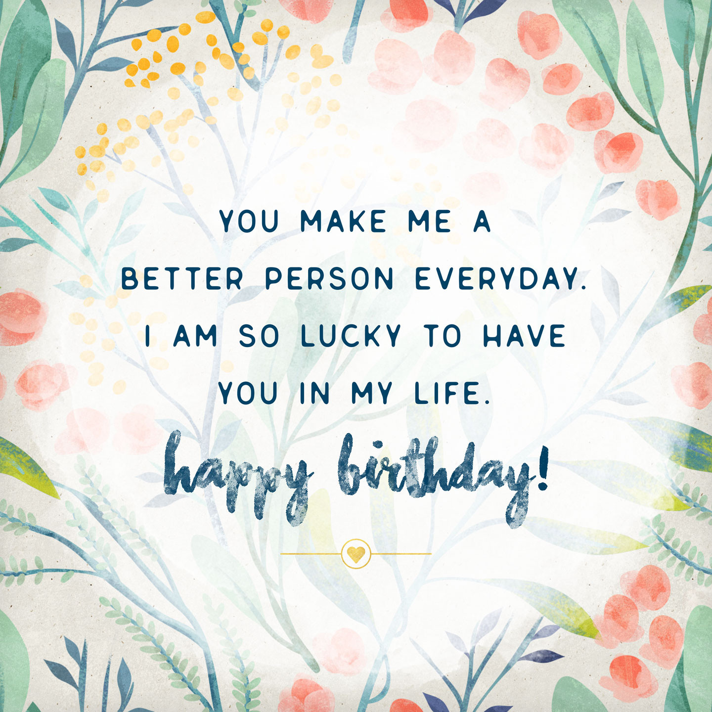 Best ideas about Birthday Card Wishes . Save or Pin What to Write in a Birthday Card 48 Birthday Messages and Now.