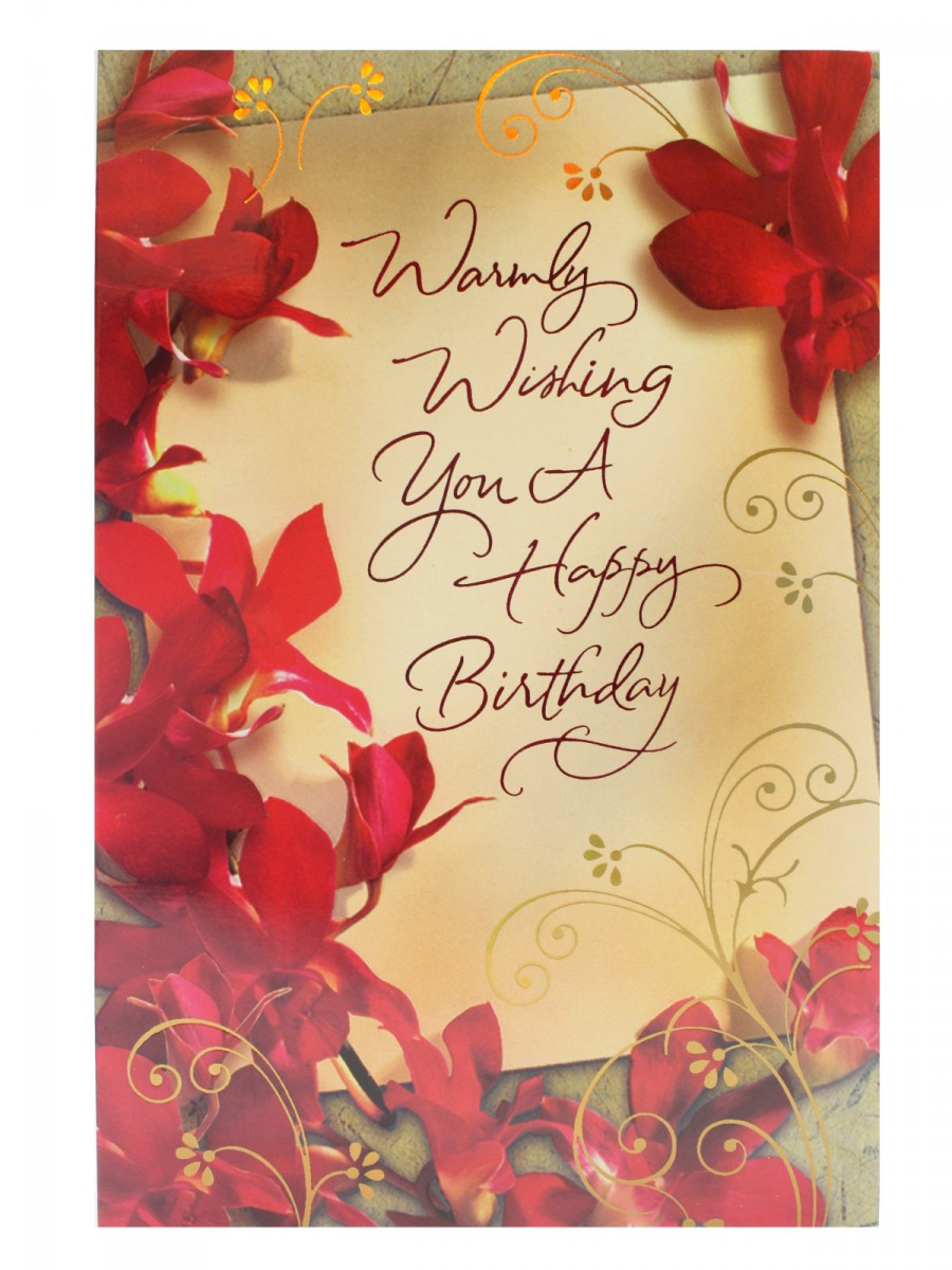 Best ideas about Birthday Card Wishes . Save or Pin Cilory Now.