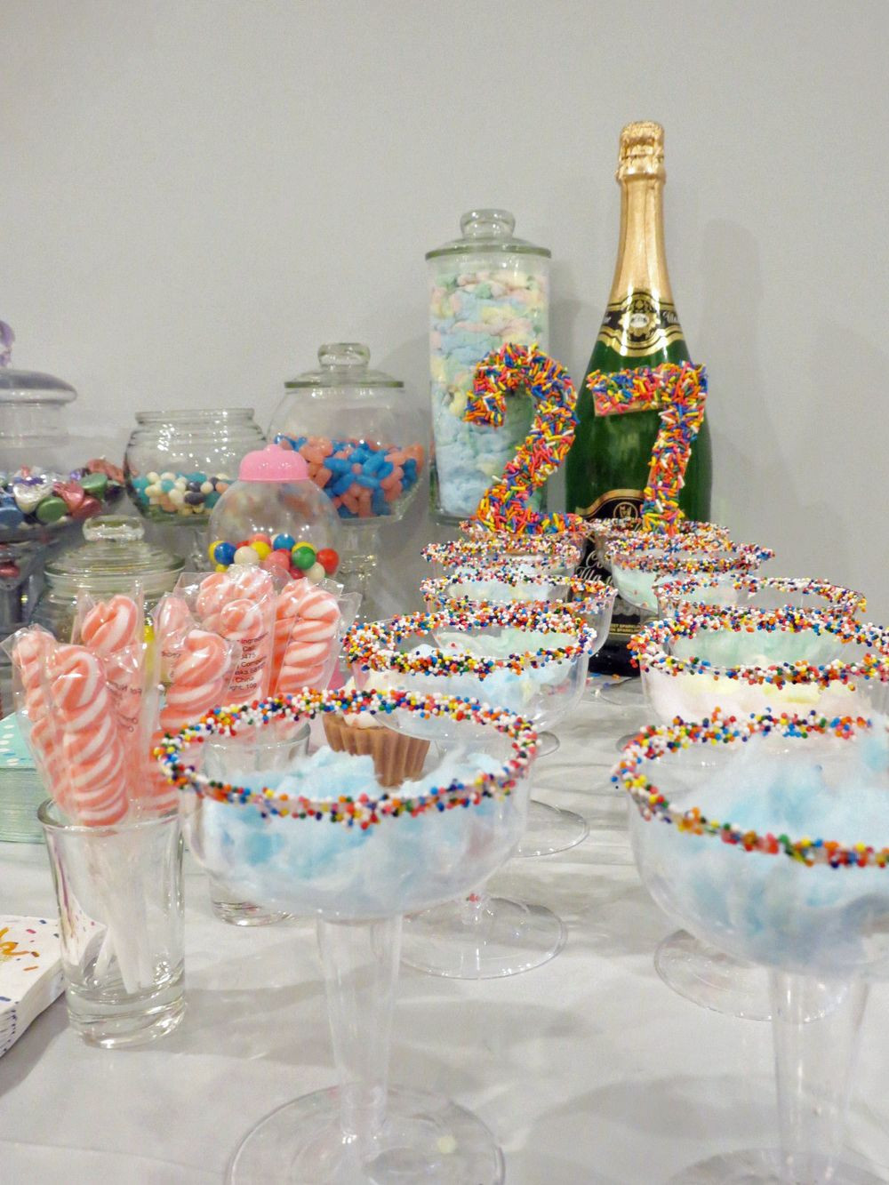 Best ideas about Birthday Celebration Ideas . Save or Pin My Sugar Sweet 27th Birthday Party Party Ideas Now.