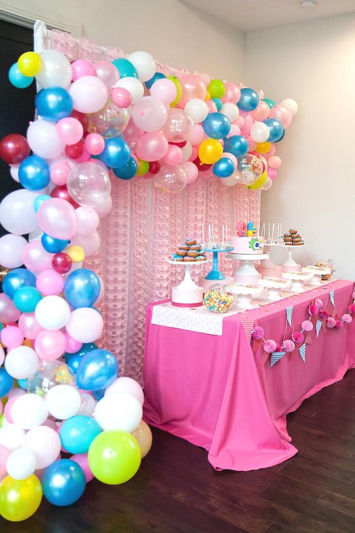 Best ideas about Birthday Celebration Ideas . Save or Pin Kara s Party Ideas Modern Shopkins Birthday Party Now.