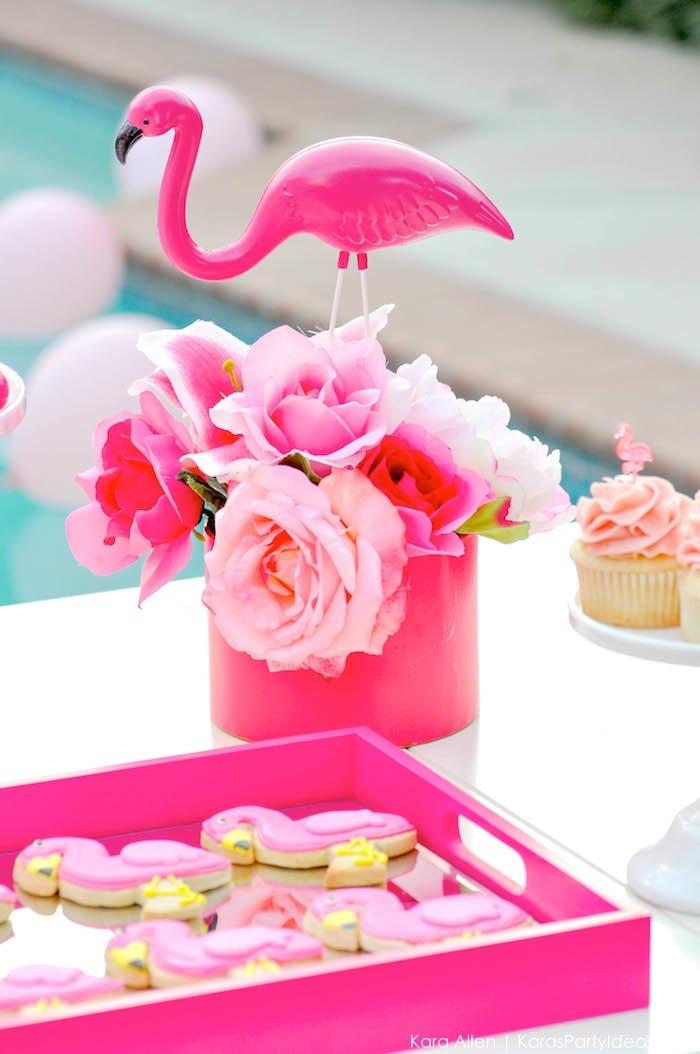 Best ideas about Birthday Celebration Ideas . Save or Pin Kara s Party Ideas Flamingo Pool Art Summer Birthday Now.