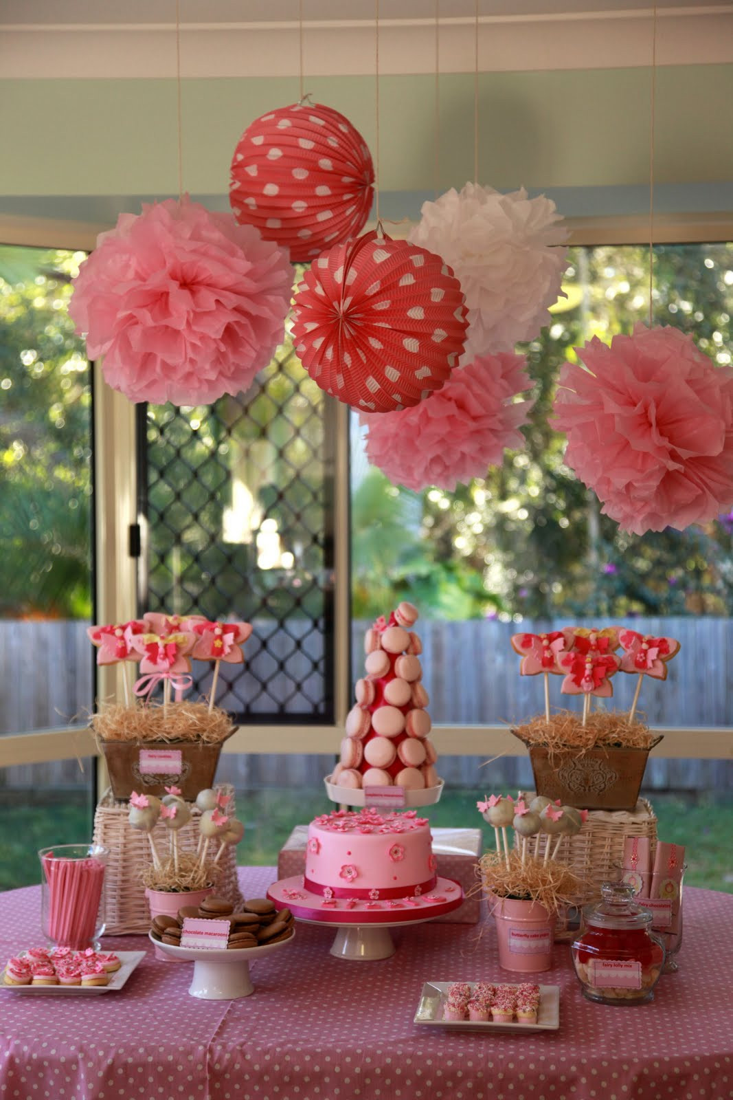 Best ideas about Birthday Decorations . Save or Pin Bubble and Sweet July 2010 Now.