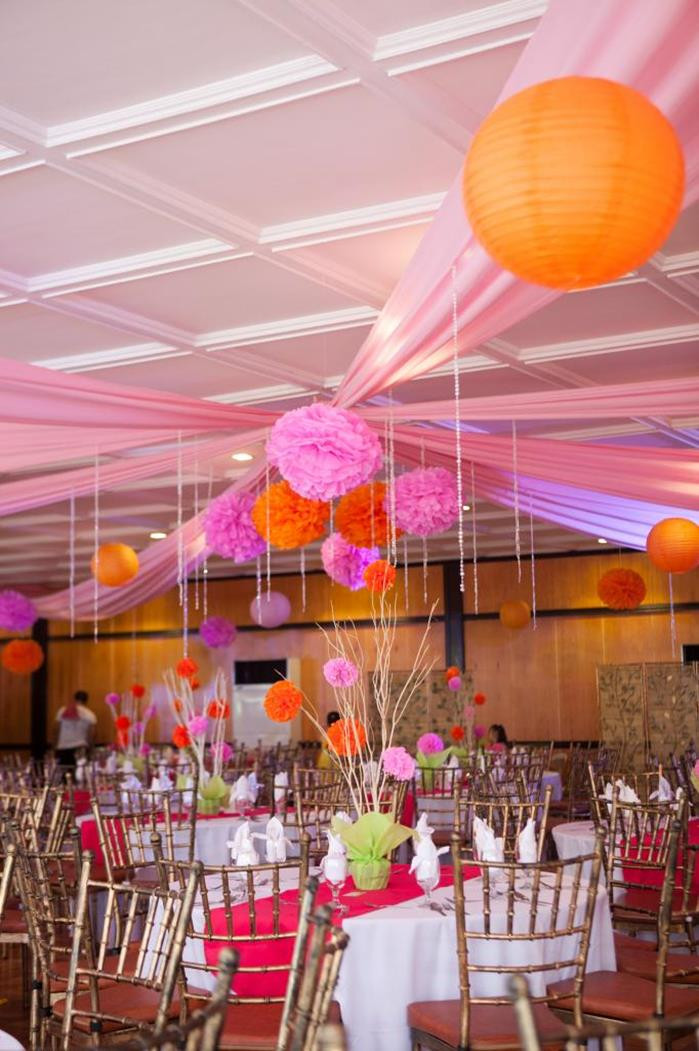 Best ideas about Birthday Decorations . Save or Pin Kara s Party Ideas Modern Asian Themed 1st Birthday Party Now.