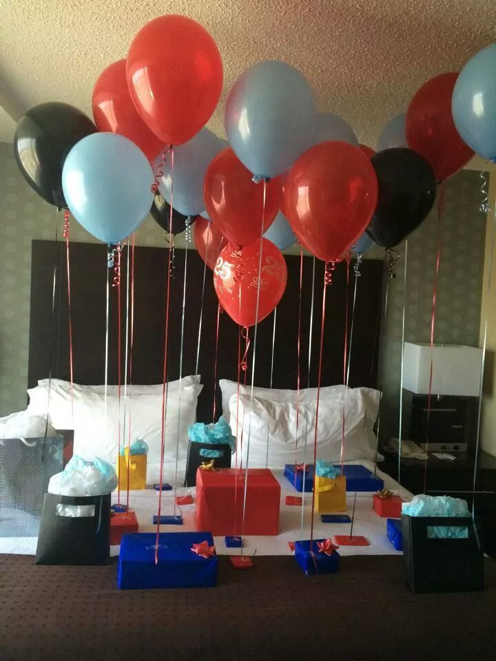 Best ideas about Birthday Decorations For Him . Save or Pin Pin by Jennifer Erazo on Birhday Ideas Now.