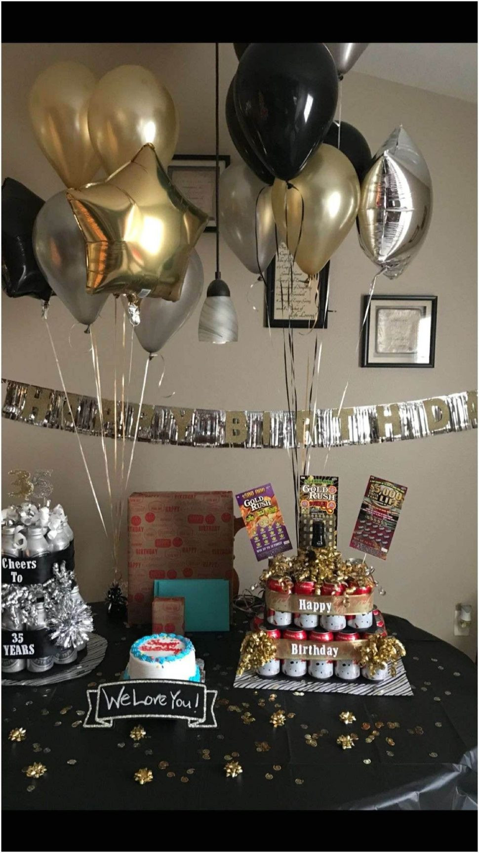 Best ideas about Birthday Decorations For Him . Save or Pin Home Decor 60th Birthday Party Ideas For Husband Siudy Now.