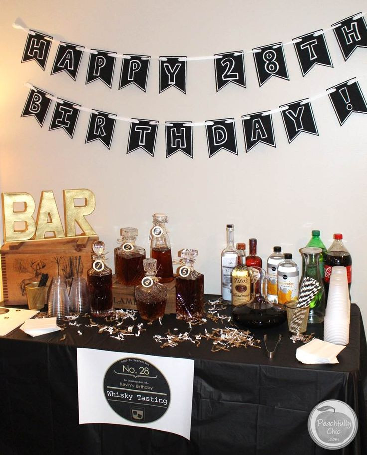 Best ideas about Birthday Decorations For Him . Save or Pin 17 Best ideas about Guys 21st Birthday on Pinterest Now.