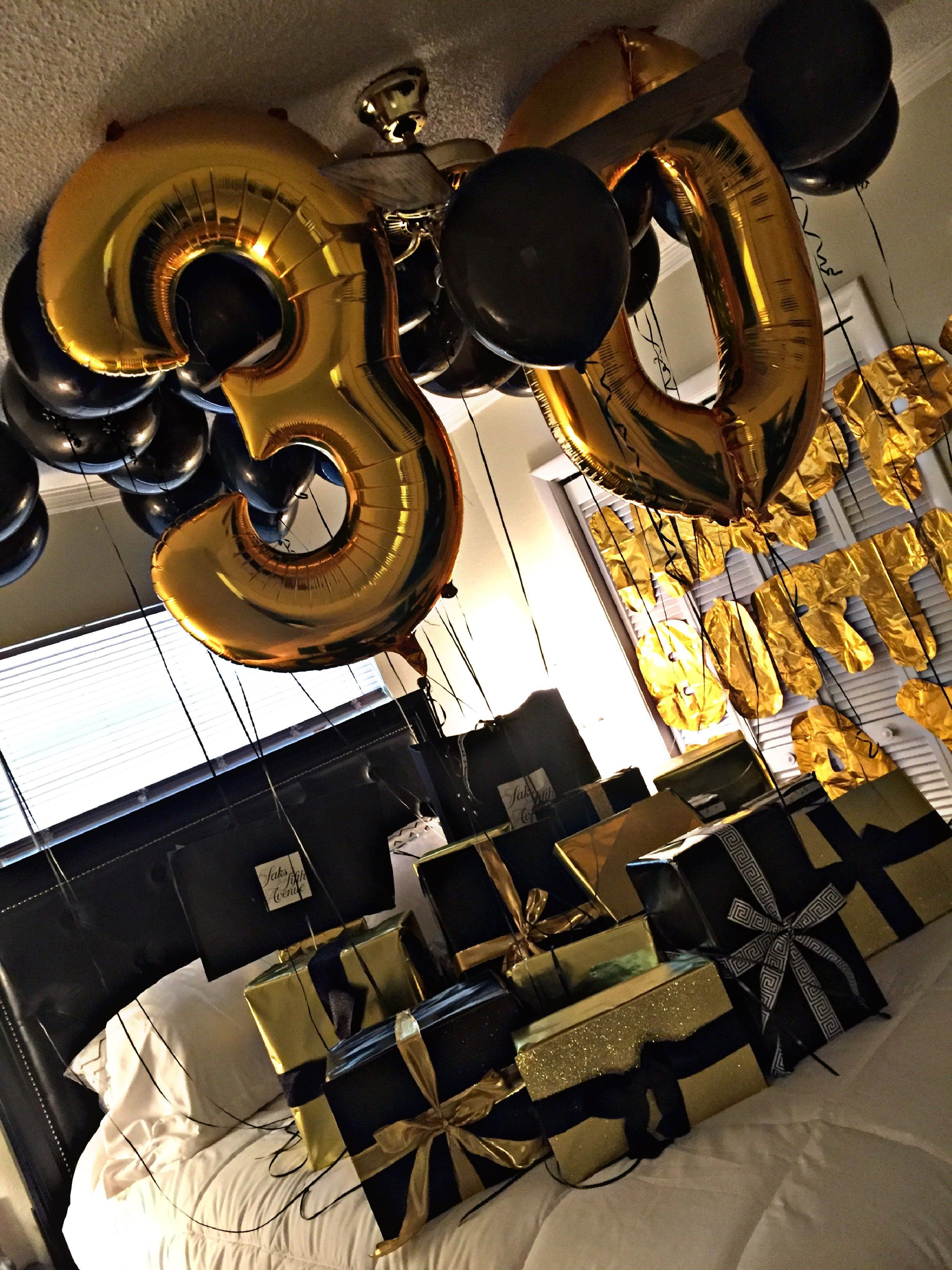 Best ideas about Birthday Decorations For Him . Save or Pin 30 Gifts for my husband 30th birthday Now.