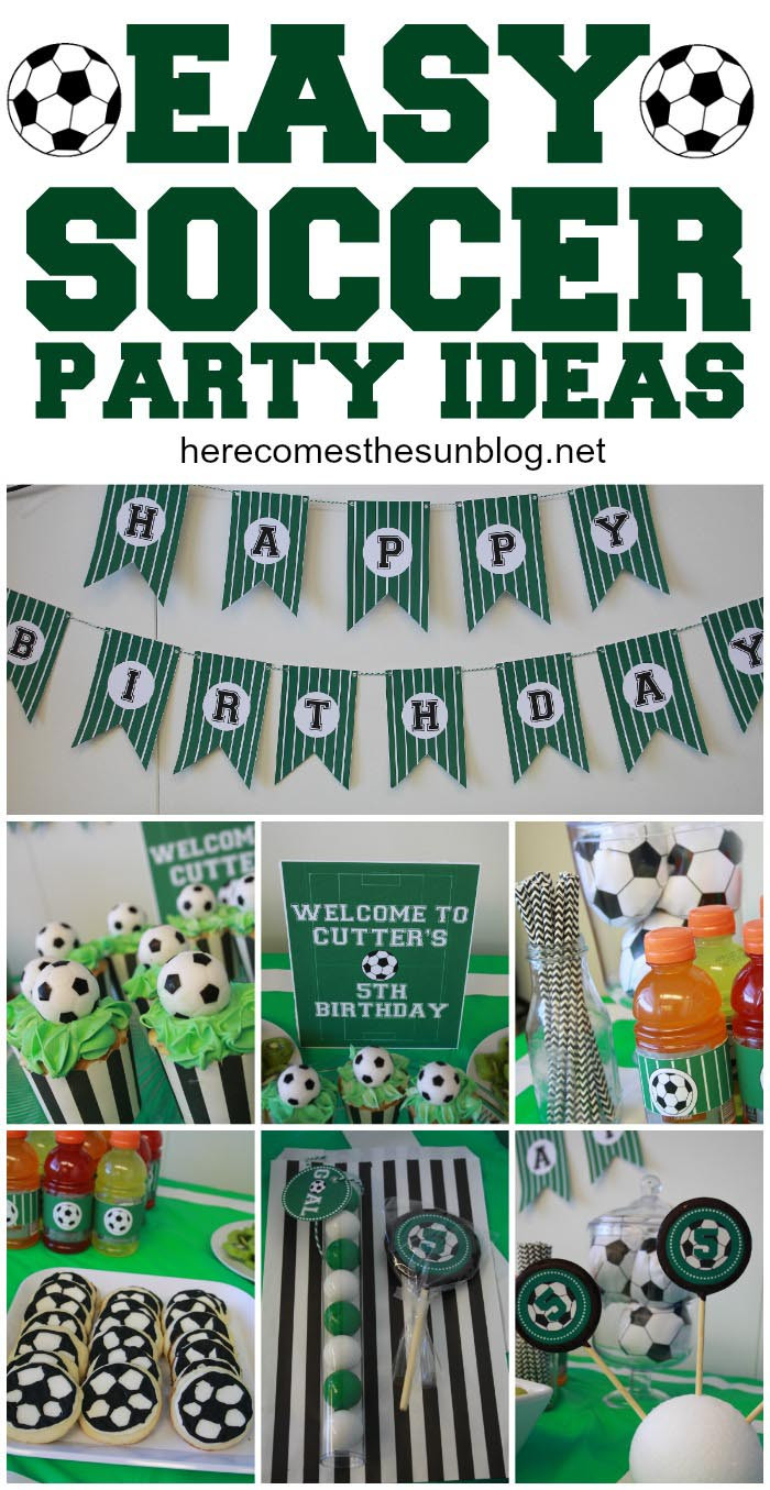 Best ideas about Birthday Decorations Near Me . Save or Pin Indoor Soccer Birthday Party Near Me Now.