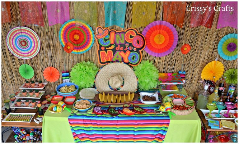 Best ideas about Birthday Decorations Near Me . Save or Pin Cinco De Mayo Party Supplies Near Me Now.