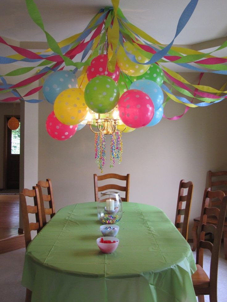 Best ideas about Birthday Decorations . Save or Pin polka dot reception via michelle newton Now.