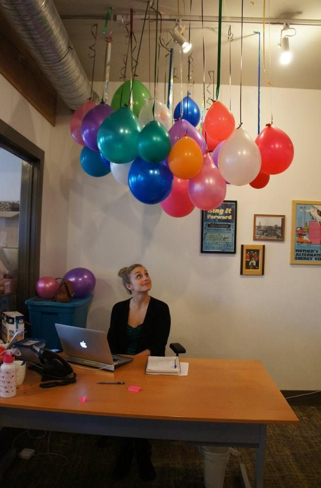 Best ideas about Birthday Desk Decorations . Save or Pin How To Decorate Your Coworkers Desk For Birthday Now.