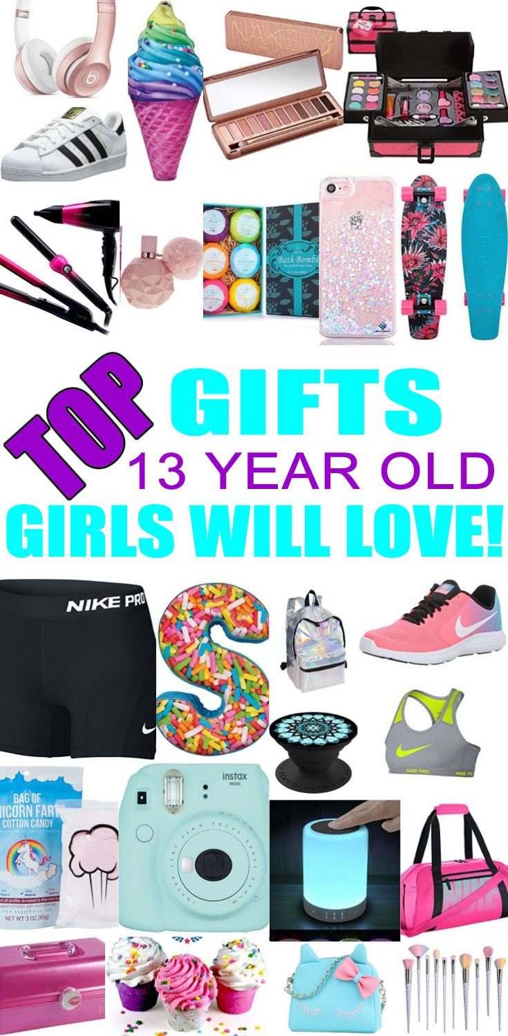 Best ideas about Birthday Gift Ideas For 13 Yr Old Girl . Save or Pin Best Gifts For 13 Year Old Girls Now.