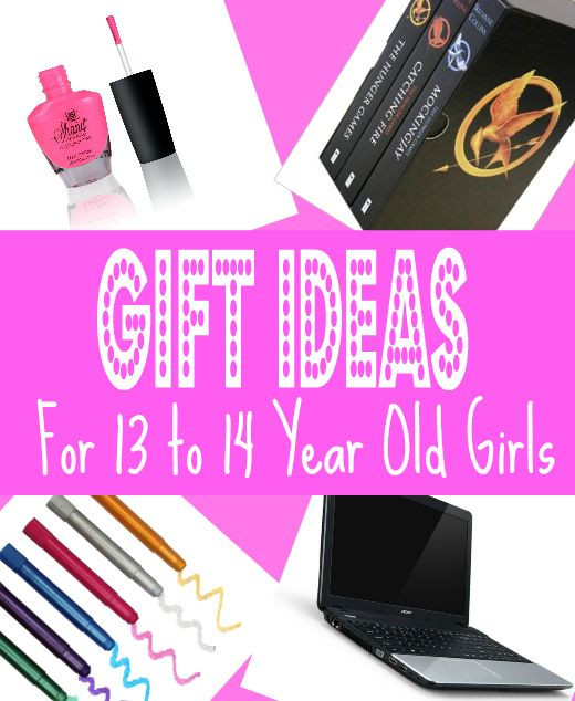 Best ideas about Birthday Gift Ideas For 13 Yr Old Girl . Save or Pin Best Gifts for a 13 Year Old Girl Now.