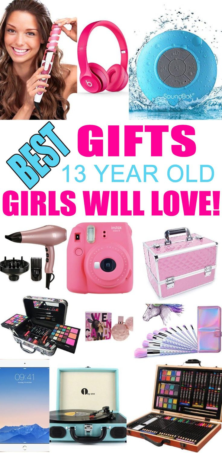 Best ideas about Birthday Gift Ideas For 13 Yr Old Girl . Save or Pin Best Toys for 13 Year Old Girls Now.