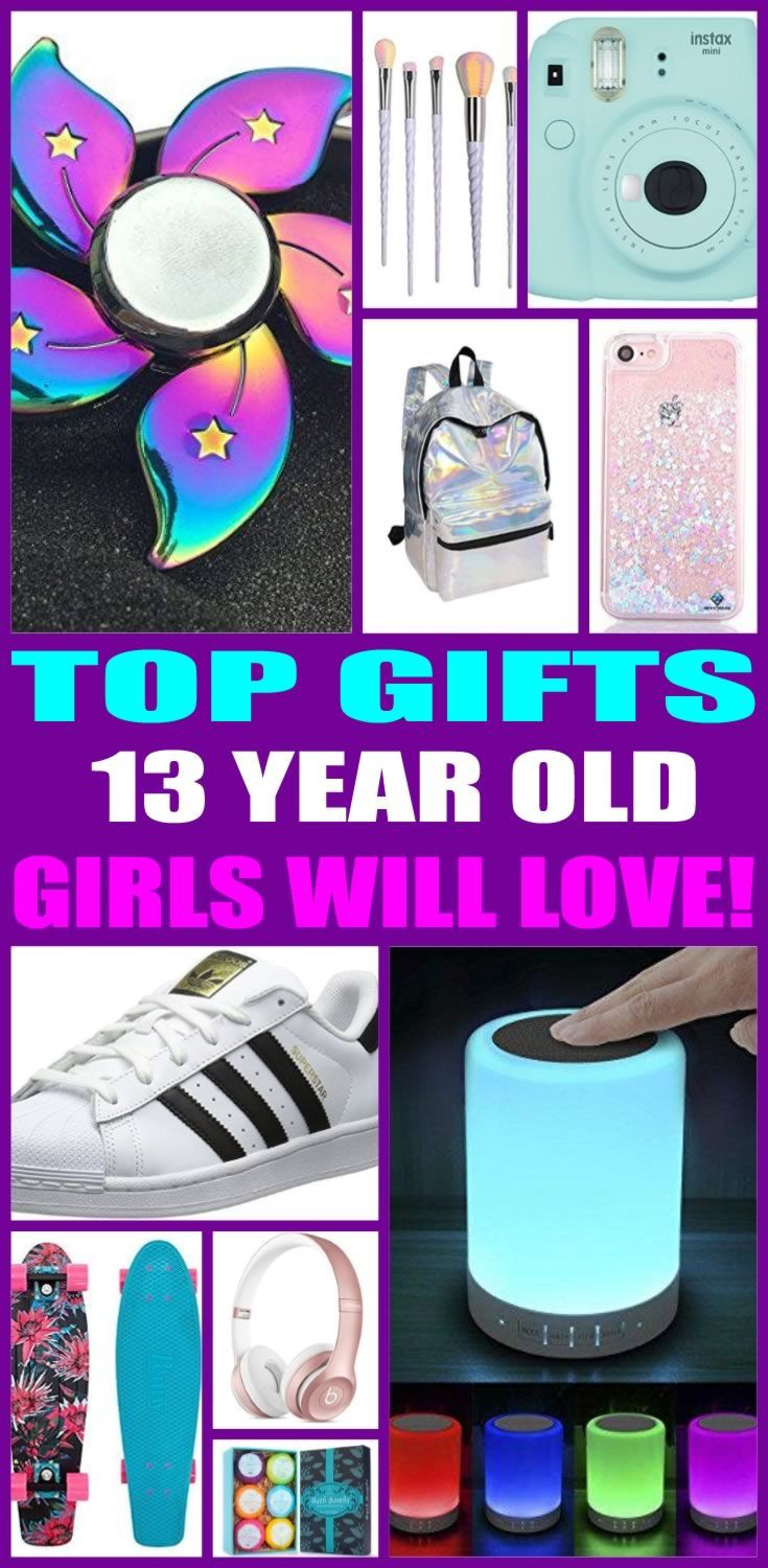 Best ideas about Birthday Gift Ideas For 13 Yr Old Girl . Save or Pin Best Gifts For 13 Year Old Girls Gift Guides Now.