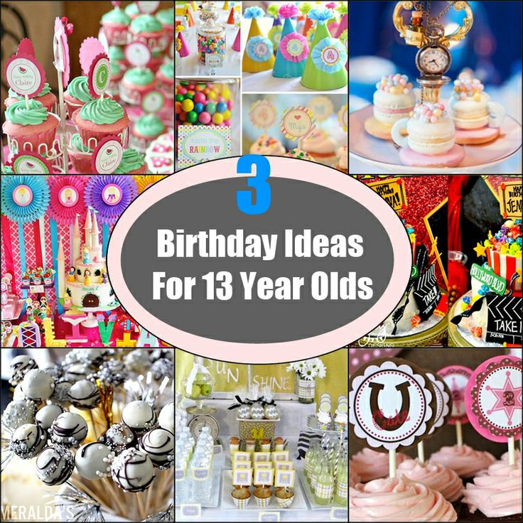 Best ideas about Birthday Gift Ideas For 13 Yr Old Girl . Save or Pin Best 12 13 year old girl birthday party ideas ideas on Now.