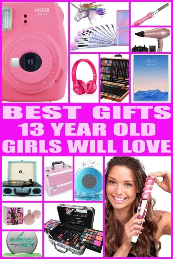 Best ideas about Birthday Gift Ideas For 13 Yr Old Girl . Save or Pin Best 25 13 year olds ideas on Pinterest Now.