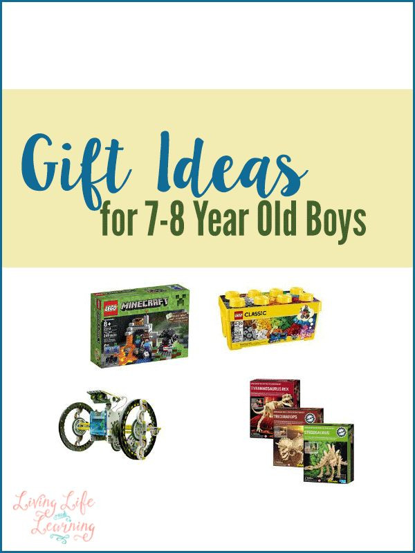 Best ideas about Birthday Gift Ideas For 8 Year Old Boy . Save or Pin Need t ideas for 7 8 year old boys Look no further Now.