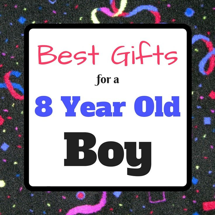 Best ideas about Birthday Gift Ideas For 8 Year Old Boy . Save or Pin 1000 images about Best Christmas Toys for 8 Year Old Boys Now.