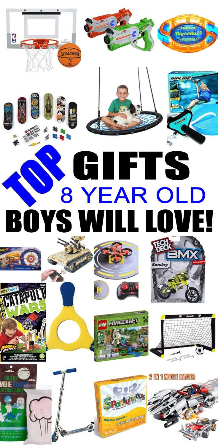 Best ideas about Birthday Gift Ideas For 8 Year Old Boy . Save or Pin Best 25 Boy toys ideas on Pinterest Now.