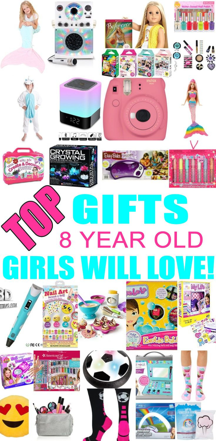 Best ideas about Birthday Gift Ideas For 8 Year Old Girl . Save or Pin Best Gifts For 8 Year Old Girls Now.