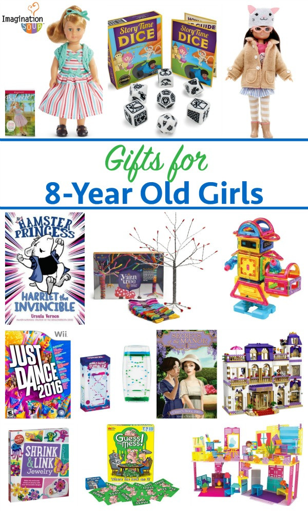 Best ideas about Birthday Gift Ideas For 8 Year Old Girl . Save or Pin Gifts for 8 Year Old Girls Now.