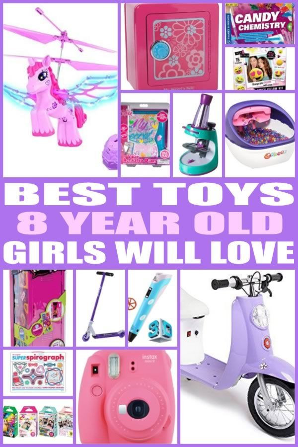 Best ideas about Birthday Gift Ideas For 8 Year Old Girl . Save or Pin Best Toys for 8 Year Old Girls Gift Guides Now.