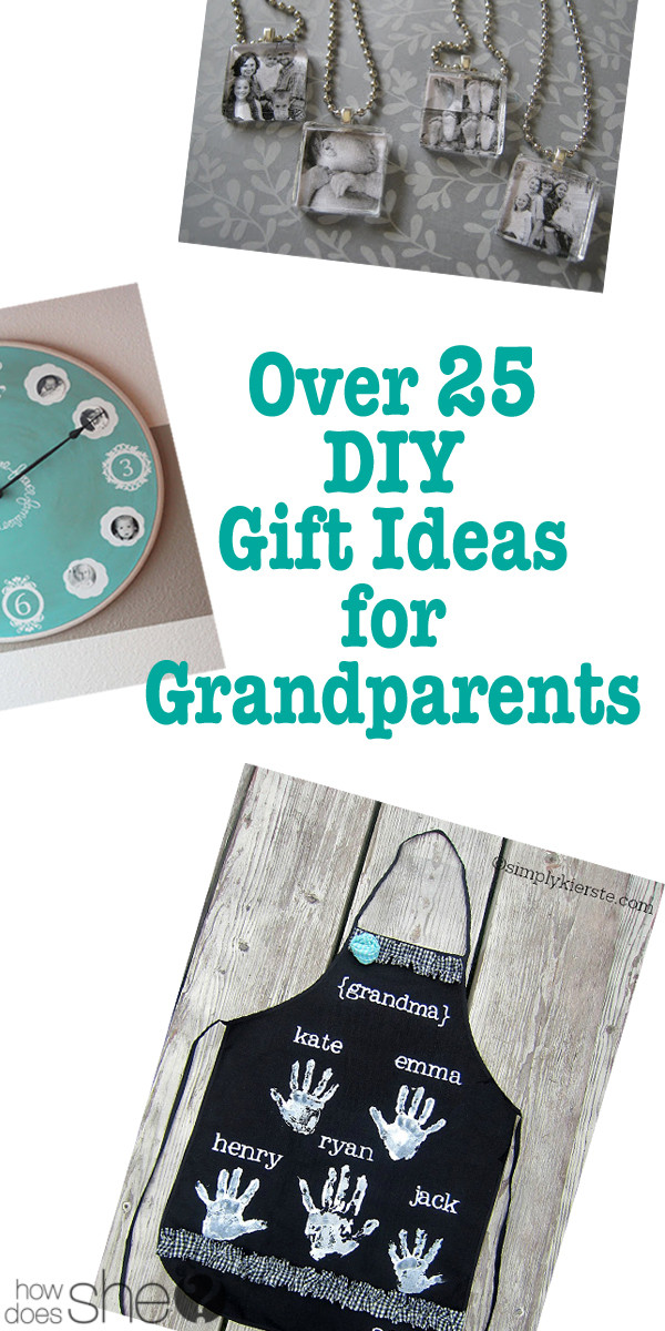 Best ideas about Birthday Gift Ideas For Grandpa . Save or Pin Gift Ideas for Grandparents That Solve The Grandparent Now.