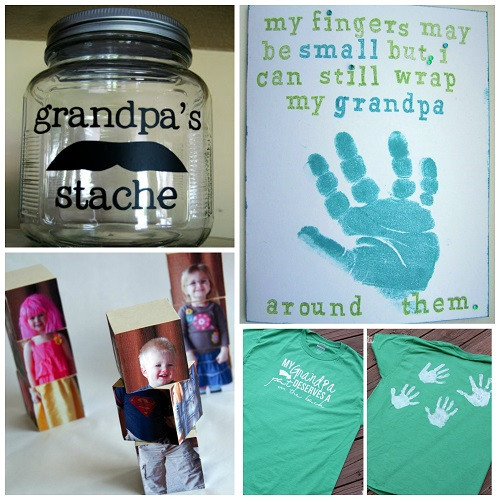 Best ideas about Birthday Gift Ideas For Grandpa . Save or Pin Creative Grandparent s Day Gifts to Make Crafty Morning Now.