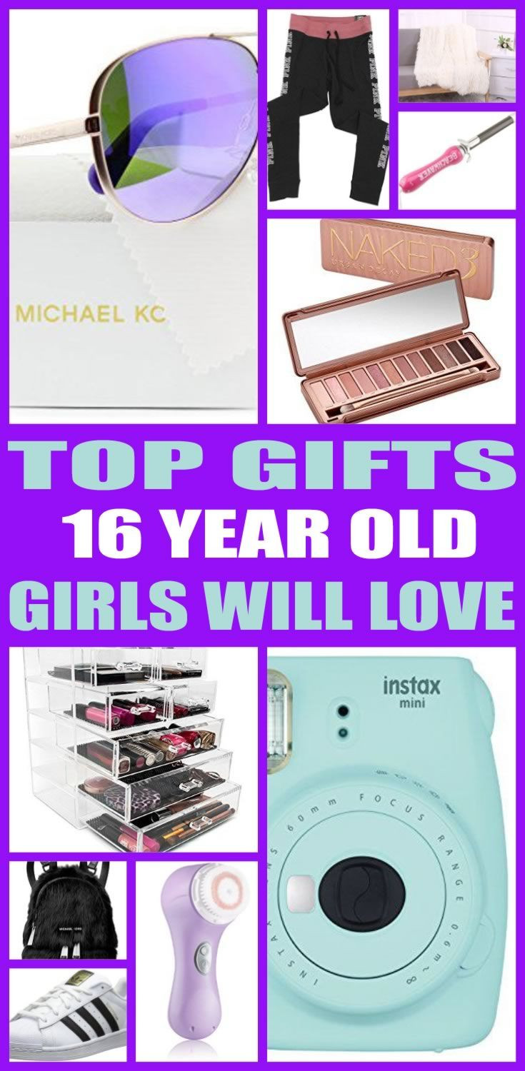 Best ideas about Birthday Gifts For 16 Year Old Girl . Save or Pin Best Gifts 16 Year Old Girls Will Love Now.