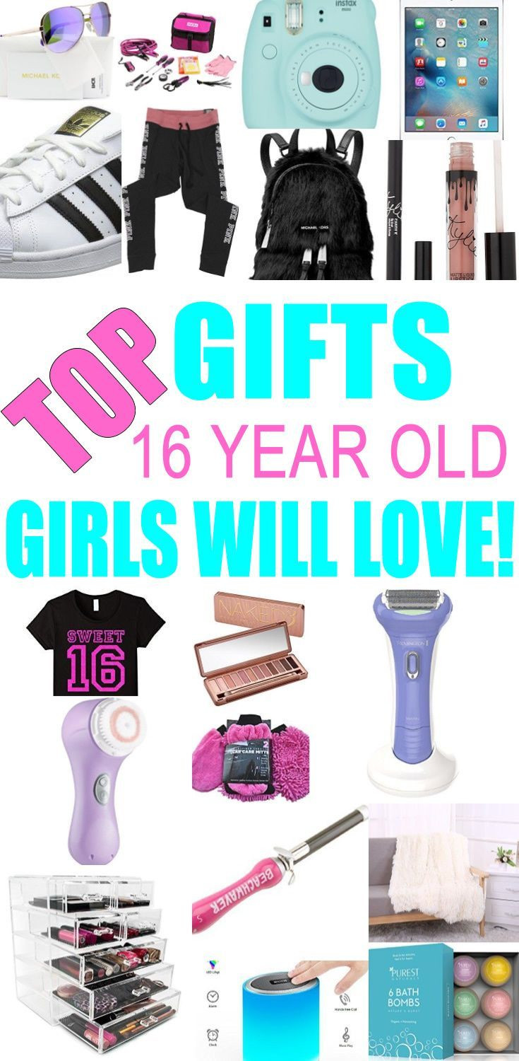 Best ideas about Birthday Gifts For 16 Year Old Girl . Save or Pin 12 best Christmas ts for 16 year old girls images on Now.