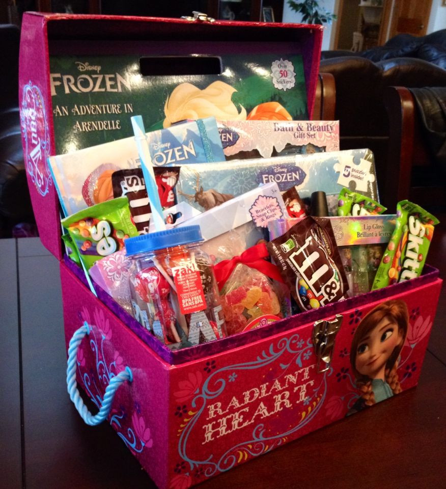 Best ideas about Birthday Gifts For 18 Year Old Female . Save or Pin 4 6 year old girl t basket Now.