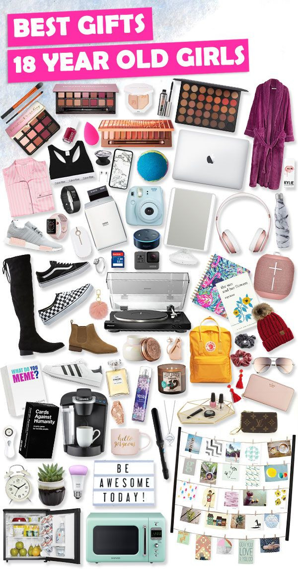Best ideas about Birthday Gifts For 18 Year Old Female . Save or Pin 25 einzigartige 18th birthday present ideas Ideen auf Now.