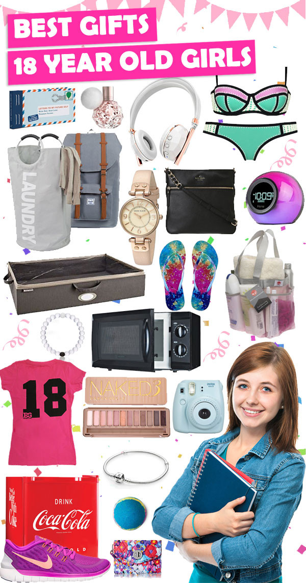 Best ideas about Birthday Gifts For 18 Year Old Female . Save or Pin Gifts For 18 Year Old Girls • Toy Buzz Now.