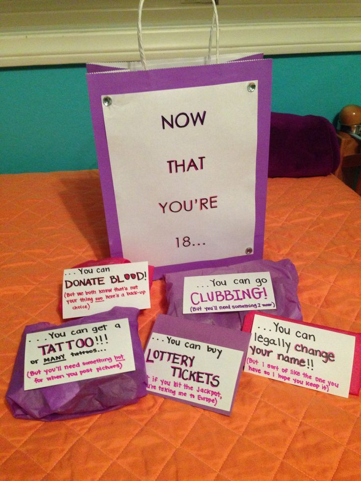 Best ideas about Birthday Gifts For 18 Year Old Female . Save or Pin Best 25 18th birthday t ideas ideas on Pinterest Now.