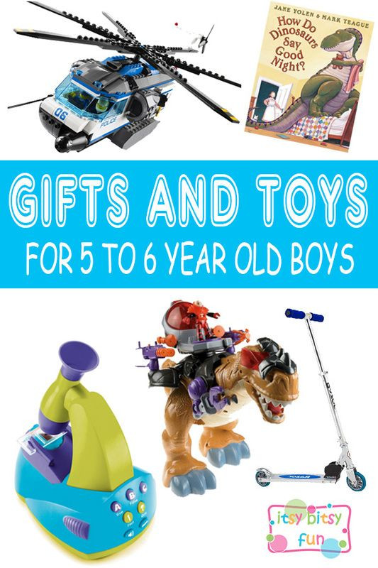 Best ideas about Birthday Gifts For 5 Year Old Boy . Save or Pin Best Gifts for 5 Year Old Boys in 2017 Now.