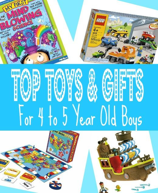 Best ideas about Birthday Gifts For 5 Year Old Boy . Save or Pin Best Toys & Gifts for 4 Year Old Boys in 2013 Christmas Now.