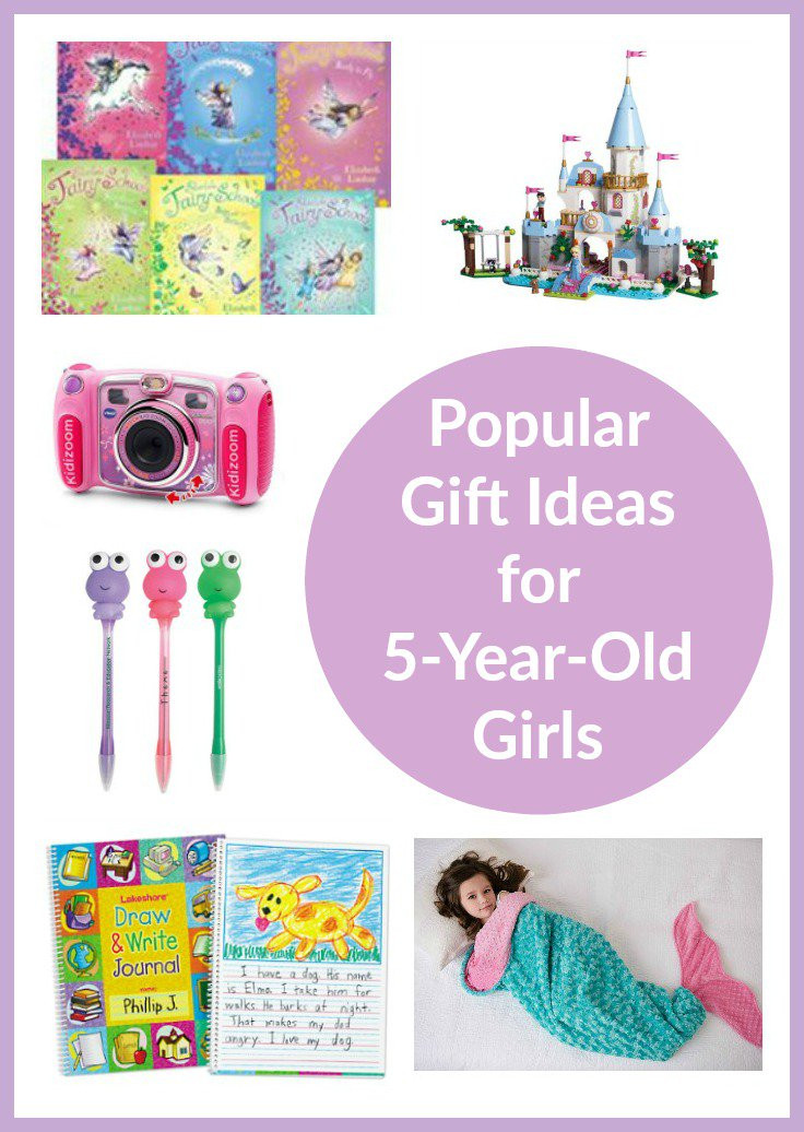 Best ideas about Birthday Gifts For 5 Yr Old Girl . Save or Pin Gift Ideas for 5 Year Old Girls Now.