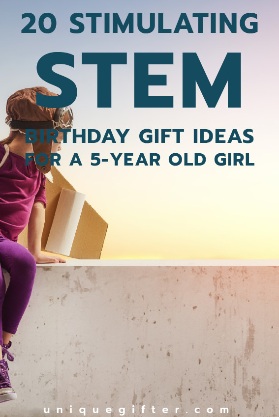 Best ideas about Birthday Gifts For 5 Yr Old Girl . Save or Pin 20 STEM Birthday Gift Ideas for a 5 Year Old Girl Unique Now.