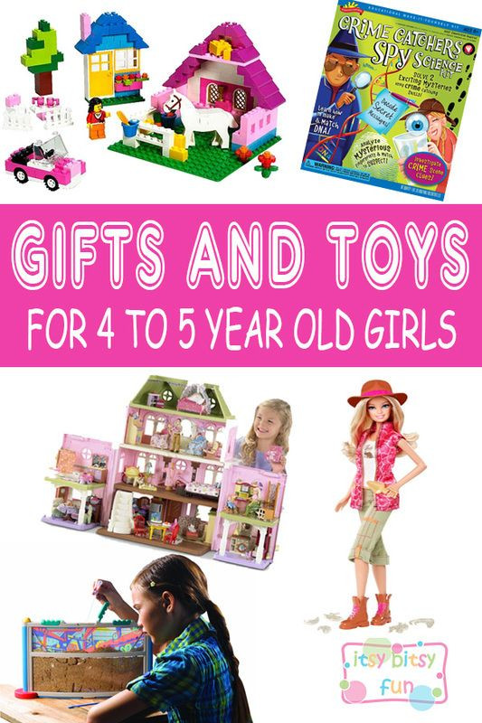 Best ideas about Birthday Gifts For 5 Yr Old Girl . Save or Pin Best Gifts for 4 Year Old Girls in 2016 Now.