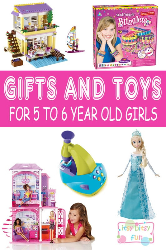 Best ideas about Birthday Gifts For 6 Year Old Girl . Save or Pin Best Gifts for 5 Year Old Girls in 2017 Itsy Bitsy Fun Now.