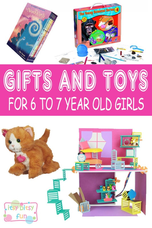 Best ideas about Birthday Gifts For 6 Year Old Girl . Save or Pin Best Gifts for 6 Year Old Girls in 2017 Itsy Bitsy Fun Now.