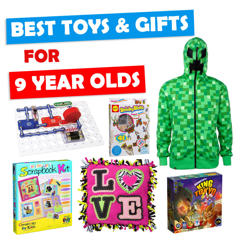 Best ideas about Birthday Gifts For 9 Yr Old Boy. Save or Pin Top Toys And Gifts For Kids Reviews News • Toy Buzz Now.