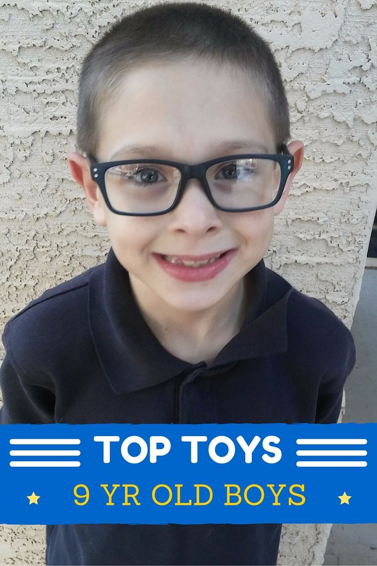 Best ideas about Birthday Gifts For 9 Yr Old Boy. Save or Pin 88 best Best Toys for 9 Year Old Boys images on Pinterest Now.